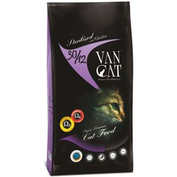 VanCat - Vancat Sterilised Tavuklu Kısırlaştırılmış Yetişkin Kedi Maması 1 Kg
