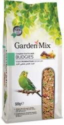 Garden Mix - Garden Mix Platin Meyveli Muhabbet Kuşu Yemi 500 Gr