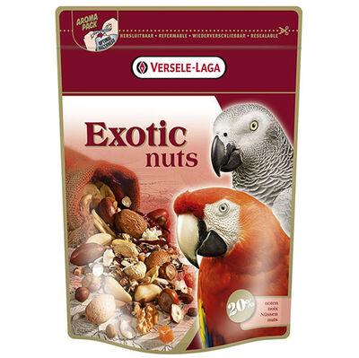 Versele Laga Exotic Nuts Papağanlar için Kuruyemiş Karışımı 750 Gr