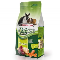 Versele-Laga - Versele Laga Nature Snack Veggies Bitkili Kemirgen Ödülü 85 Gr