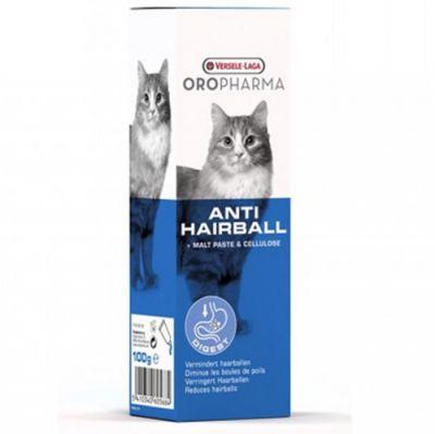 Versele Laga Oropharma Anti Hairball Tüy Yumağı Kontrol Kedi Macunu 100 Gr