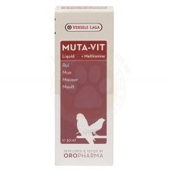 Versele-Laga - Versele Laga Oropharma Muta-Vit LIQUID (Tüylenme Vitamini) 30 ML
