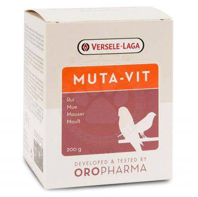 Versele Laga Oropharma Muta-Vit (Tüylenme İçin Vitamin) 200 Gr