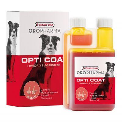 Versele Laga Oropharma Opti Coat Deri ve Tüy Sağlığı Somon Yağı 250 ML