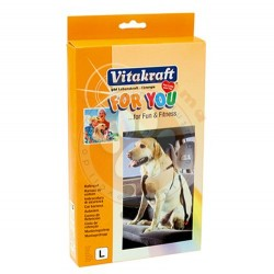 Vitakraft - Vitakraft 10363 Emniyet Kemeri Köpek Tasması Large