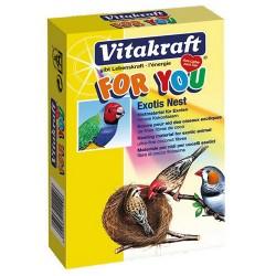 Vitakraft - Vitakraft 11129 Hindistan Cevizi Lifi Yuva Kılı