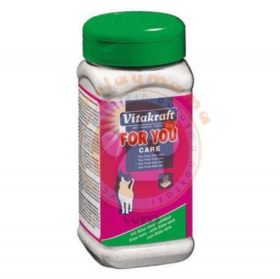 Vitakraft 11345 Aloe Vera Kedi Kumu Koku Önleyici 720 Gr