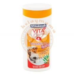 Vitakraft - Vitakraft 13024 Yeşil Çay Özlü Köpek Şampuanı 250 ML