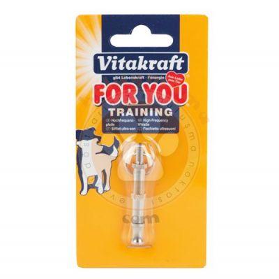 Vitakraft 14827 Köpek Çağırma Eğitim Düdüğü