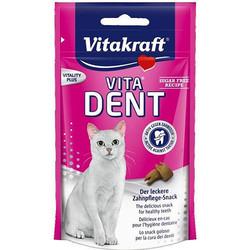 Vitakraft - Vitakraft 24204 Vita Dent Ağız ve Diş Sağlığı Kedi Ödülü 75 Gr