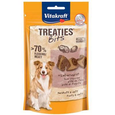 Vitakraft 28807 Treaties Bits Ciğerli Yumuşak Köpek Ödülü 120 Gr