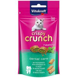 Vitakraft - Vitakraft 28813 Crispy Crunch Dental Care Diş Sağlığı Kedi Ödülü 60 Gr