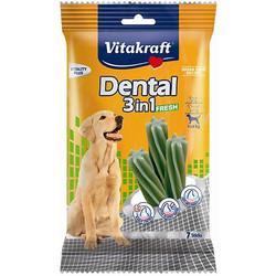 Vitakraft - Vitakraft 30892 Dental 3in1 Diş Sağlığı Köpek Ödülü 180 Gr (7 Sticks)