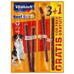 Vitakraft - Vitakraft 89329 Sığır Etli Stick Köpek Ödülü 48 Gr ( 12 Gr x 4 Adet )