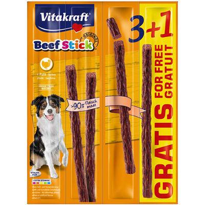 Vitakraft 89330 Hindi Etli Stick Köpek Ödülü 48 Gr ( 12 Gr x 4 Adet )