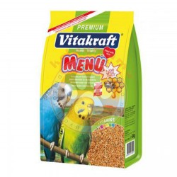 Vitakraft - Vitakraft Vital Menu Muhabbet Kuşu Yemi 500 Gr