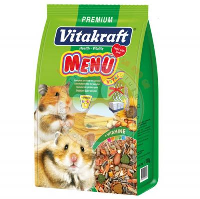 Vitakraft Menü Vital Hamster Yemi 1000 Gr
