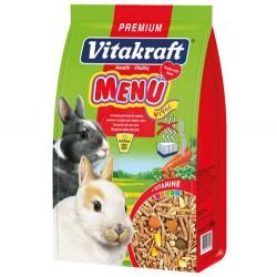 Vitakraft - Vitakraft Menu Vital Tavşan Yemi 1000 Gr