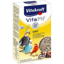 Vitakraft - Vitakraft Vita Fit Midye Kırığı Kuş Kumu 300 Gr