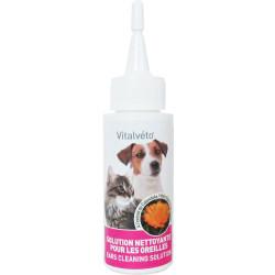 Vitalveto - Vitalveto Kedi ve Köpek Kulak Temizleme Losyonu 60 ML