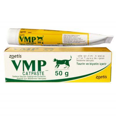 VMP Cat Paste Taurin ve Biyotin Kedi Vitamin Macunu 50 Gr