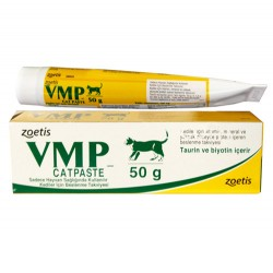 Pfizer VMP - VMP Cat Paste Taurin ve Biyotin Kedi Vitamin Macunu 50 Gr