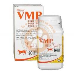 Pfizer VMP - VMP Kedi ve Köpek Deri ve Tüy Sağlığı Koruyucu Biotin Çinko Tablet (50 Tablet)