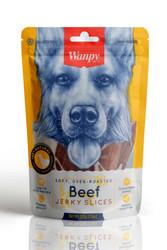Wanpy - Wanpy Soft Oven Roasted Gerçek Biftek Şeritleri Köpek Ödülü 100 Gr