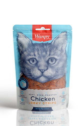 Wanpy - Wanpy Soft Oven Roasted Yumuşak Tavuklu Kedi Ödülü 80 Gr