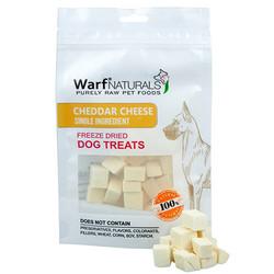 Warf - Warf Naturals Kaşarlı Kurutulmuş Köpek Ödülü 40 Gr