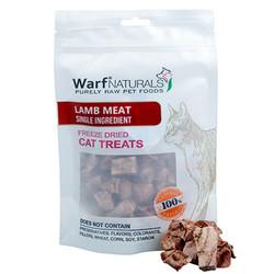 Warf - Warf Naturals Kuzu Etli Kurutulmuş Kedi Ödülü 40 Gr