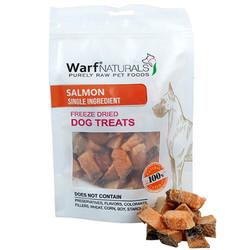 Warf - Warf Naturals Somon Etli Kurutulmuş Köpek Ödülü 40 Gr