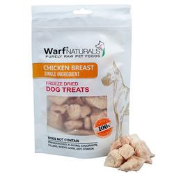 Warf - Warf Naturals Tavuk Göğüsü Kurutulmuş Köpek Ödülü 40 Gr