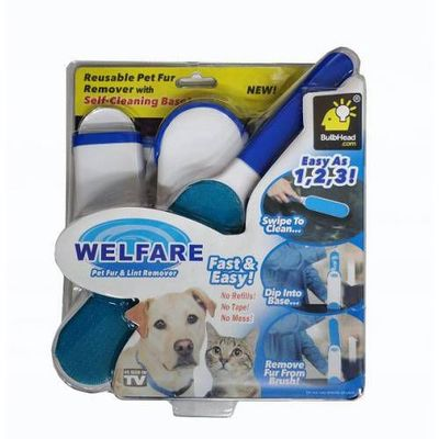 Welfare Evcil Hayvan Tüy Temizlik Seti (3'lü Kit)