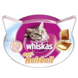 Whiskas - Whiskas Anti-Hairball Tüy Yumağı Engelleyici Kedi Ödül Tableti 60 Gr