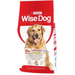 Wise Dog - Wise Dog Lamb Rice Kuzu Etli Yetişkin Köpek Maması 15 Kg