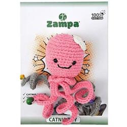 Zampa - Zampa 1079 Örgü Deniz Anası Kedi Oyuncağı