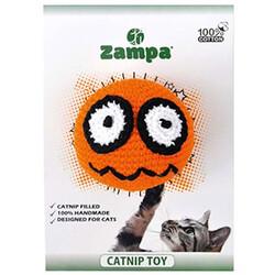 Zampa - Zampa 1080 Örgü Emoji Kedi Oyuncağı