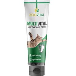 Zoo Vital - Zoo Vital Multivital Vitamin Kedi Macunu 100 Gr