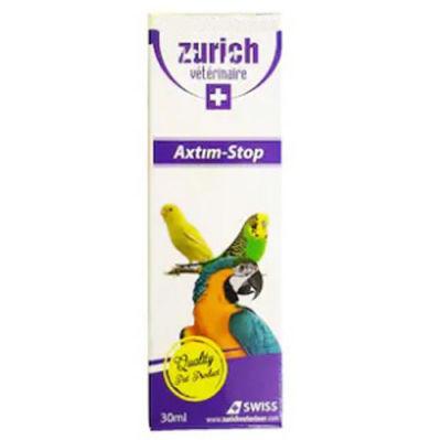 Zurich Axtim - Stop Astım Giderici Kuş Takviyesi 30 ML