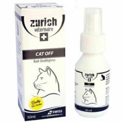 Zurich - Zurich Cat Off Kedi Uzaklaştırıcı Spreyi 50 ML
