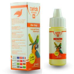 Zurich - Zurich Dia-Stop Bağırsak Florası Düzenleyici Kuş Takviyesi 30 ML
