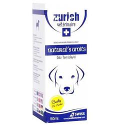 Zurich - Zurich Eye Clean Köpek Göz Temizleme Spreyi 50 ML