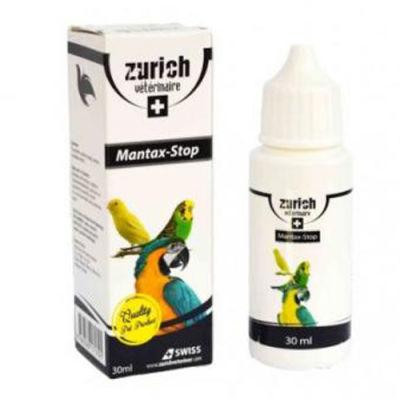 Zurich Mantax - Stop Mantar Engelleyici Kuş Yem Katkısı 30 ML
